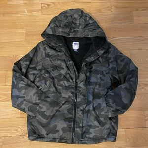 *NEW* Old Navy Camouflage Puffer Jacket